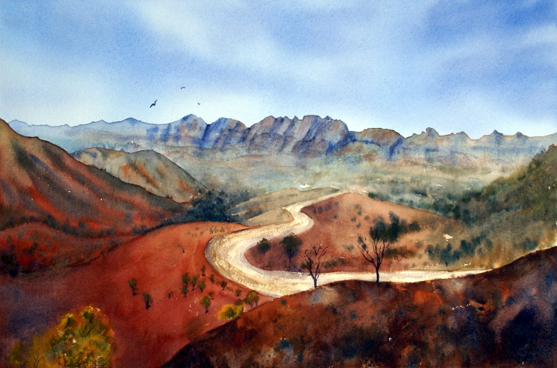 Flinders Artist Paintings